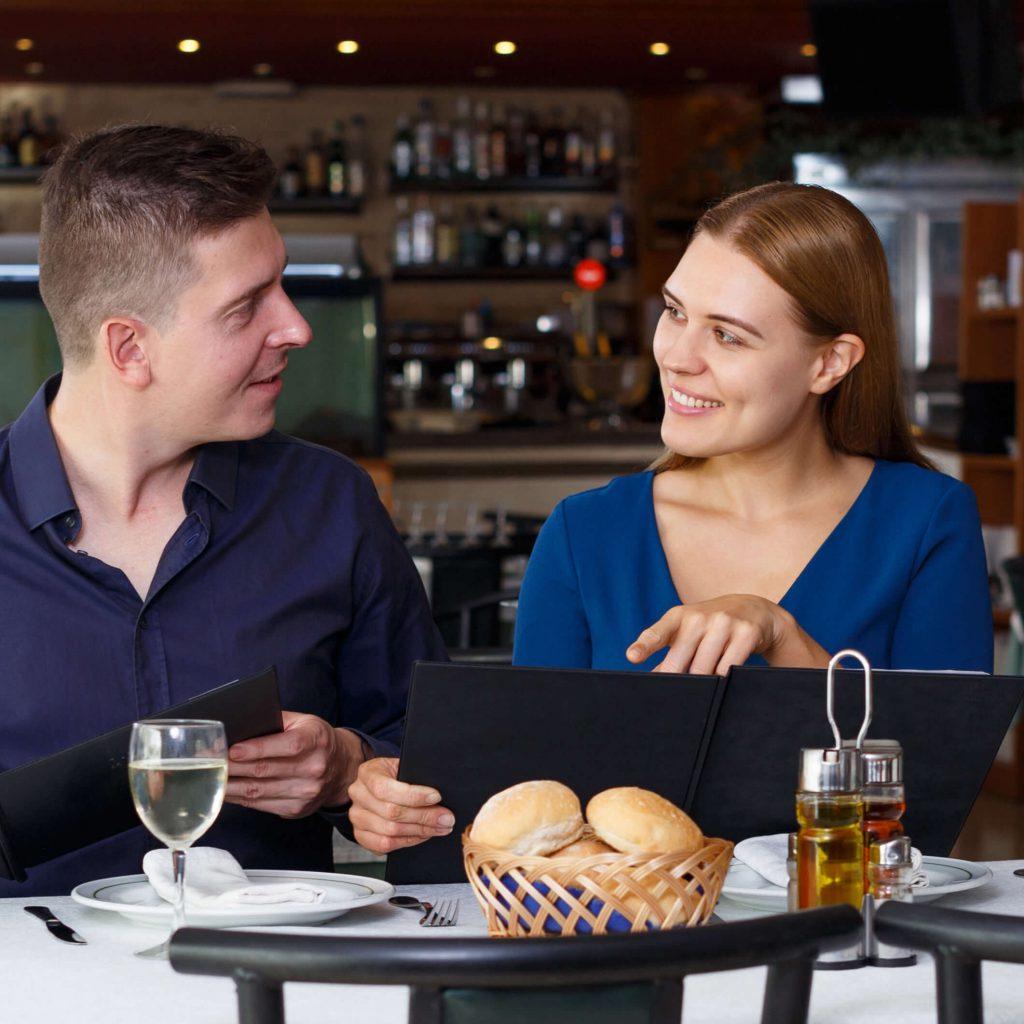 כתיבת תפריט למסעדה הימנעות מטעויות